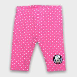4/$20🥳 Disney Pink Minnie Mouse Leggings